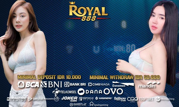 Daftar di Royal888 Situs Judi Slot Online Terbaru dan Terbaik di Indonesia