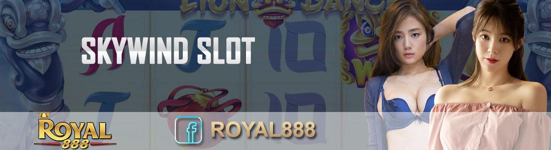 Royal888 Situs Agen Judi Skywind Slot Online Indonesia Terbaru