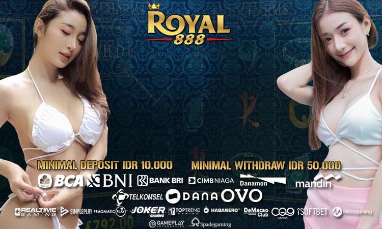 Royal888 Situs Judi Game Slot Online Uang Asli Terpercaya 2020