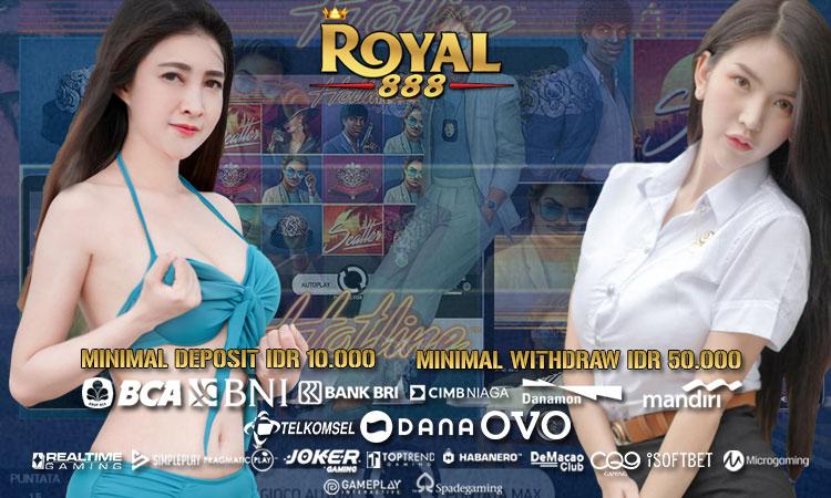 Royal888 Situs Judi Khusus Slot Online Terlengkap dan Terpercaya 2020